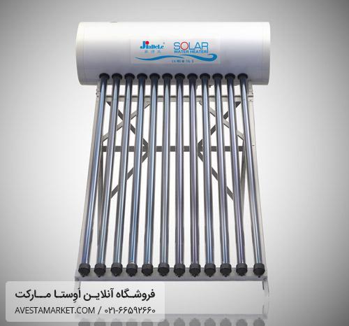 آبگرمکن خورشیدی سری بدون فشار Jiadele